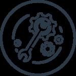 Icon da Área de atuação - Manutenção